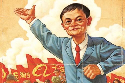 شرکت چینی علی بابا,مدیرعامل شرکت علی بابا