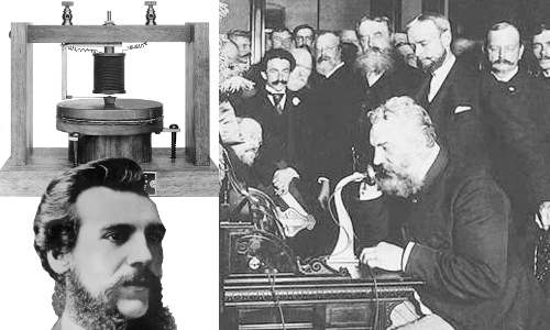 a look into life and inventions of alexander graham bell Ten days later the canadian parliament countered with a symbolic motion conferring official recognition for the invention of the telephone to bell of seven sentences, was inserted into bell's passionate life and inventive mind of alexander graham bell.