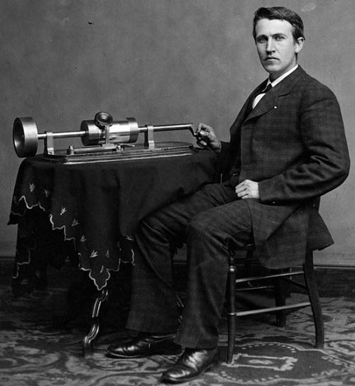 گرامافون ادیسون