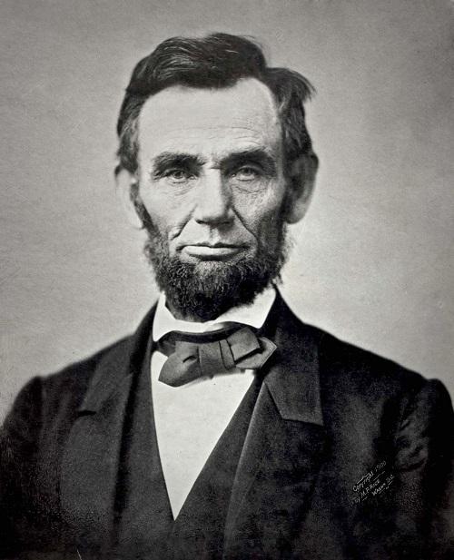 آبراهام لینکلن,اراده و استقامت,ارسطو
