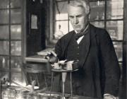 آزمایشگاه توماس ادیسون,اختراعات توماس ادیسون,توماس آلوا ادیسون