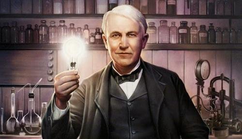Thomas Edison inventor 6 - توماس ادیسون