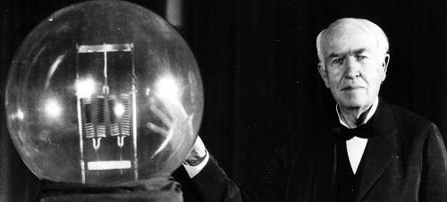 Thomas Edison inventor 8 - توماس ادیسون
