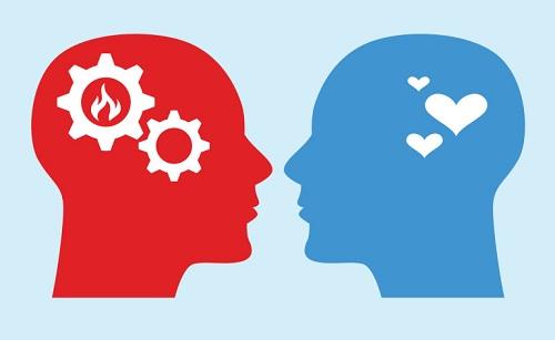 افراد احساسی,افراد منطقی,خصوصیات افراد احساسی