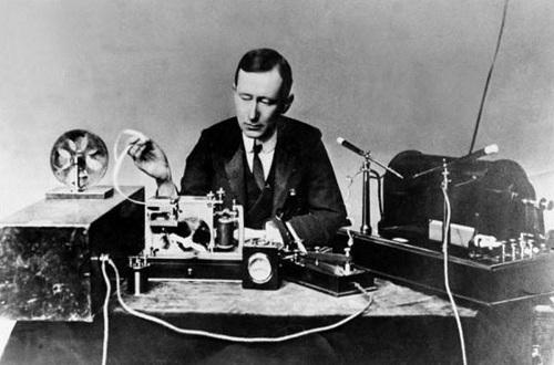 زندگینامه گوگلی المو مارکونی مخترع رادیو,زندگینامه گوگلی المو مارکونی,گوگلی المو مارکونی