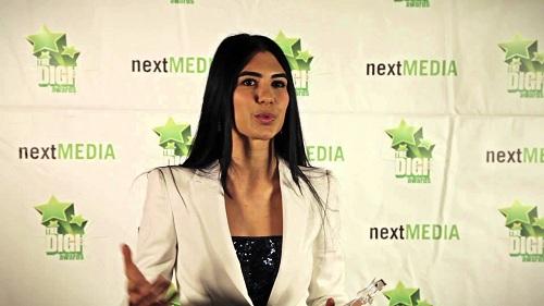 برترین زن کارآفرین کانادا,زنان موفق ایرانی,زنان موفق ایرانی خارج از کشور