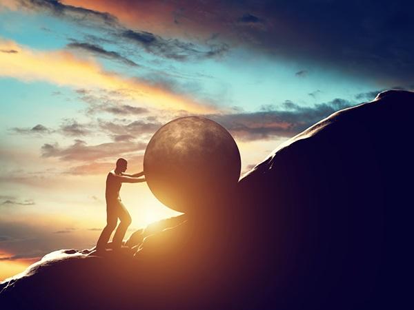 افراد موفق,تفکر مثبت,تلاش و پشتکار