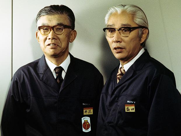 بیوگرافی آکیو موریتا,راز مؤفقیت مؤسس شرکت سونی,زندگی نامه آکیو موریتا