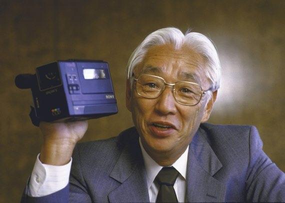 امپراطوری عظیم سونی,بنیان گذار شرکت Sony,بنیانگذار شرکت سونی