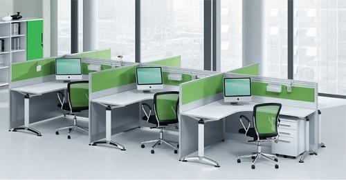 رنگ مناسب دفتر کار,رنگ مناسب محل کار