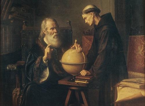 گالیلئو گالیله,گالیله دانشمند,گالیله ستاره شناس
