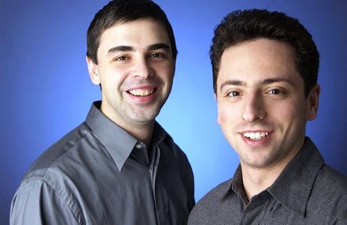 بنیانگذار گوگل,بنیانگذار گوگل کیست,بیو گرافی لری پیج