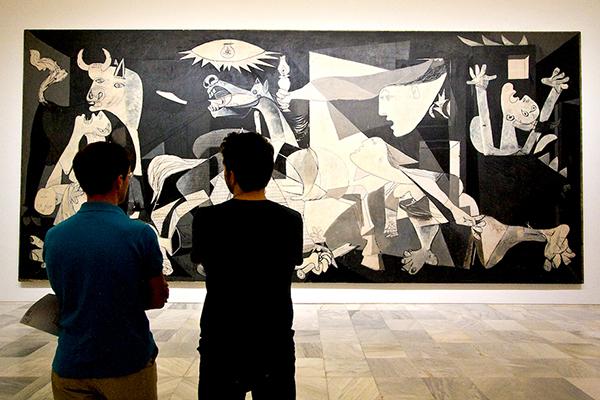 اثر پیکاسو,بیو گرافی پابلو پیکاسو,پابلو پیکاسو