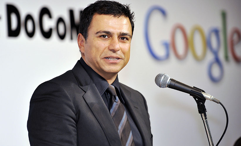 امید کردستانی مدیر ایرانی گوگل,امید کردستانی معاون ارشد گوگل,امید کردستانی