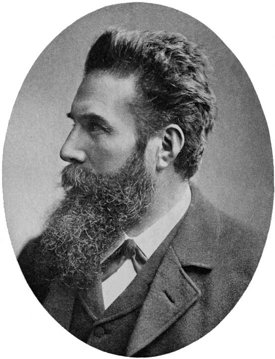 بیوگرافی ویلیام کنراد رونتگن,زندگی نامه ویلیام کنراد رونتگن,زندگینامه دانشمندان