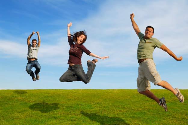 خواسته های زندگی,روش شاد شدن,روشهای شاد شدن