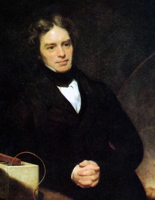 مایکل فارادی که بود,مایکل فارادی کیست,مایکل فارادی مخترع برق