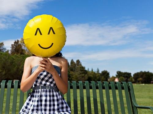 تمرین برای شاد بودن,تمرین شاد بودن,تمرین مثبت اندیشی