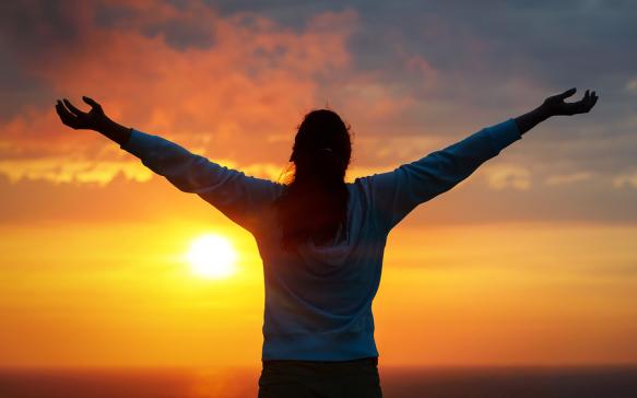 کنار امدن با سختی های زندگی,نگرش مثبت,نگرش مثبت به زندگی