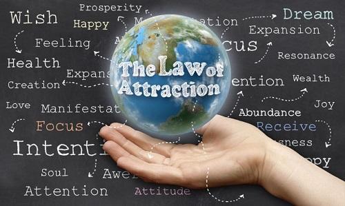 آشنایی با قانون جذب,اثبات قانون جذب,انرژي كائنات