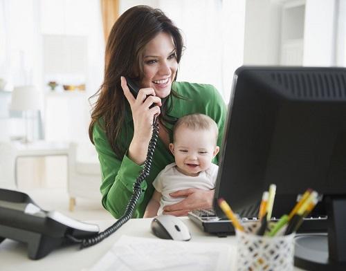 کار در خانه,کارآفرین موفق,کسب درآمد