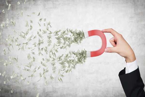 پول و ثروت,تکنیک های قانون جذب,جذب پول و ثروت