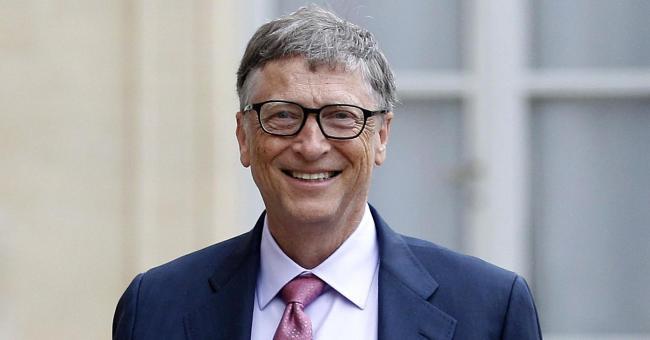 الگوهای موفقیت,تحول آفرین,ثروتمندترین مرد جهان