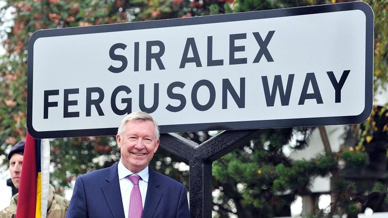 بیو گرافی سر الکس فرگوسن,زندگی نامه سر الکس فرگوسن,زندگینامه سر الکس فرگوسن