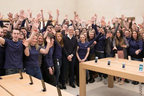 مدیر عامل شرکت اپل,مدیرعامل اپل