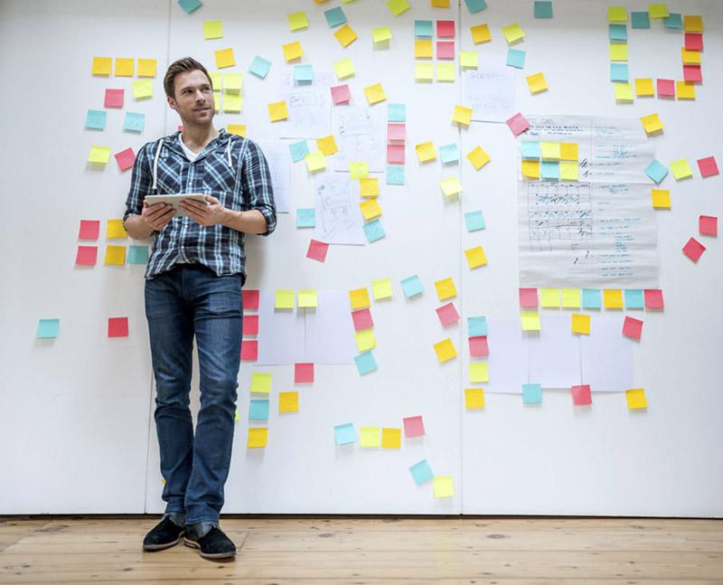 بازاریابی و فروش,تفاوت کارمند با کارآفرین,تولید محتوا