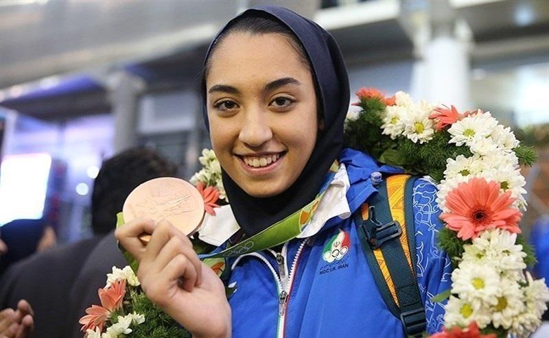 زندگینامه کیمیا علیزاده – ورزشکار