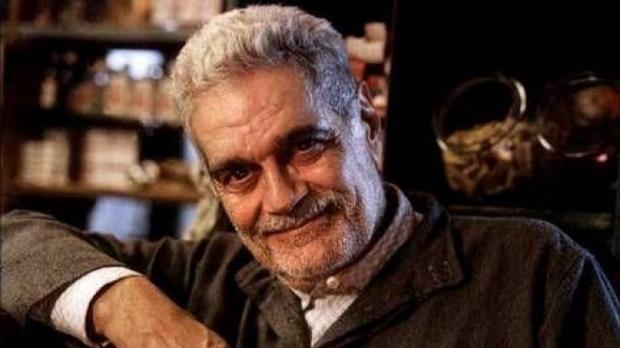 بیو گرافی عمر شریف,بیوگرافی بازیگر عمر شریف,جزیره اسرار آمیز عمر شریف