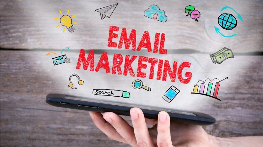 از ایمیل های تبلیغاتی استفاده کنید