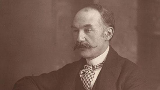 بیوگرافی توماس هاردی,زندگی نامه توماس هاردی,زندگینامه بزرگان
