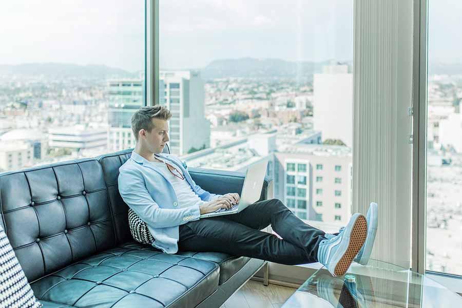 شکست کارآفرینان,کارآفرین نمونه باشید,کسب و کار