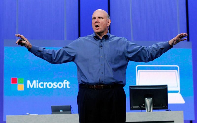 مدیر موفق شرکت مایکروسافت