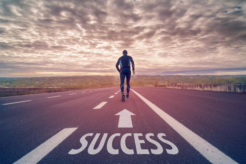 برای رسیدن به موفقیت,رسیدن به موفقیت,کسب و کار