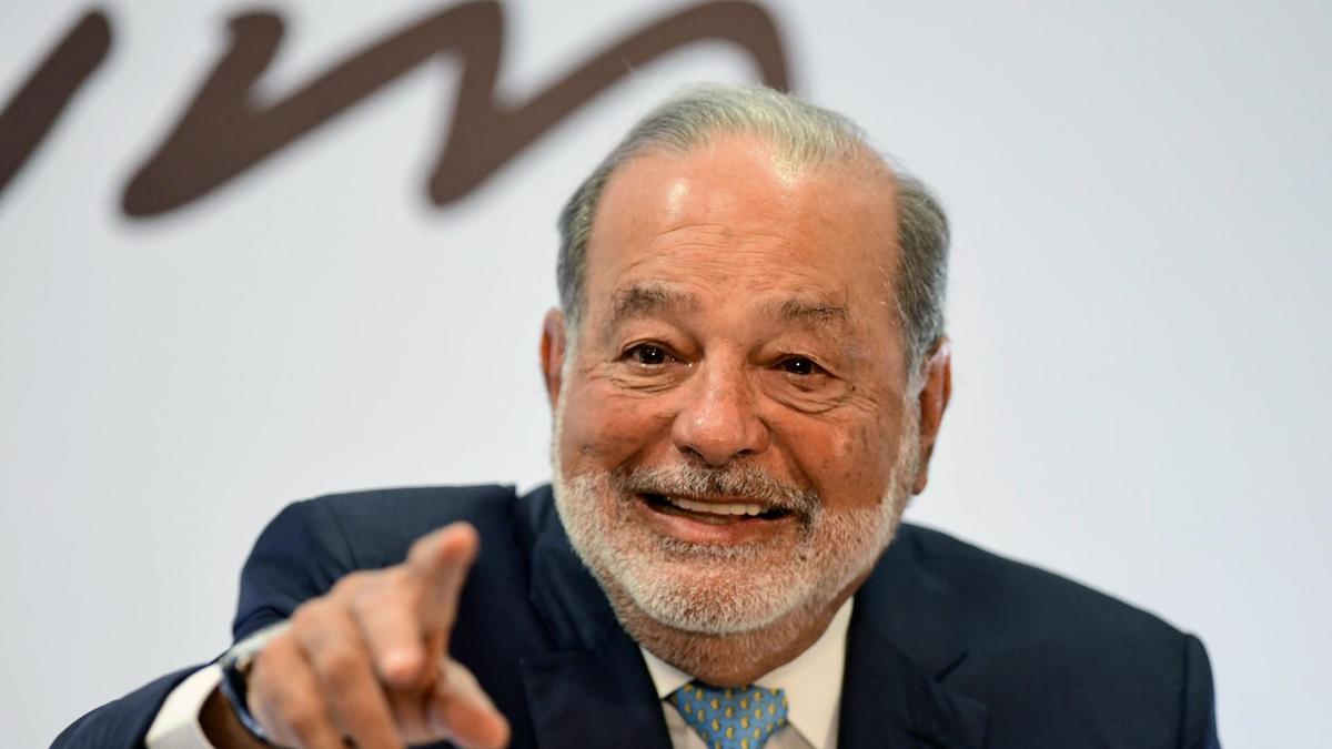 بیوگرافی کارلوس اسلیم,ثروتمندترین فرد مکزیک,زندگی نامه کارلوس اسلیم