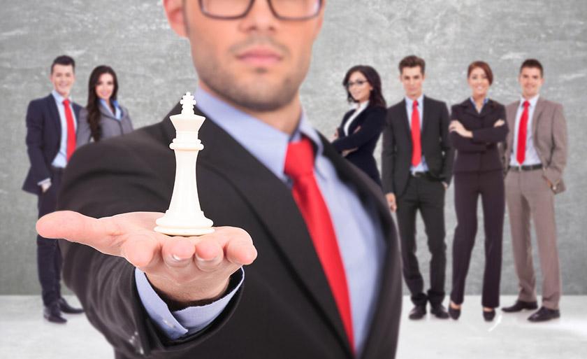 تبدیل شدن به یک رهبر موفق,رهبر موفق,رهبری و هدایت