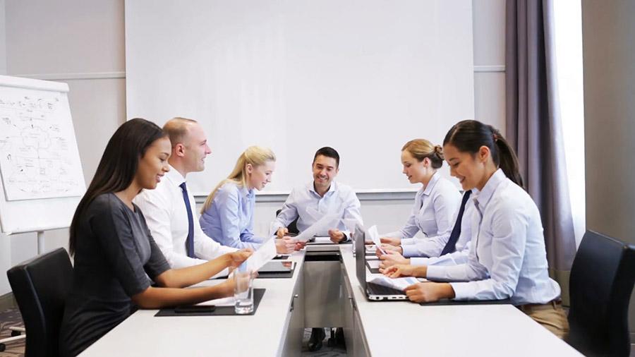 برگزاری جلسات,جلسات کاری موثر,جلسه کاری موفق