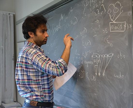 اریک کندل 2015,پروفسور یاسر رودی,حوزه علوم اعصاب