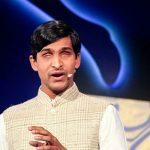 پسر نابینای هندی که میلیونر شد