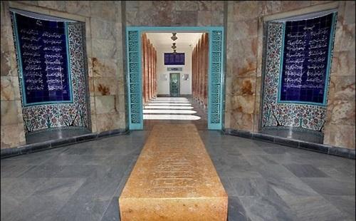 عکس سعدی شیرازی