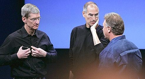 فیلیپ دبلیو شیلر,مردی که فروش بالای اپل مدیون اوست