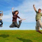 سه روش کلی برای شادی بودن در زندگی توسط قانون جذب