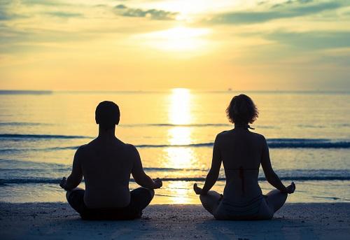 کاهش استرس,مدیتیشن در خانه,میزان افسردگی