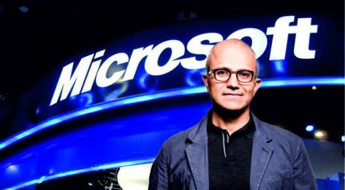 مدیرعامل کنونی مایکروسافت,موفقیت کارآفرین,موفقیت کارآفرینان
