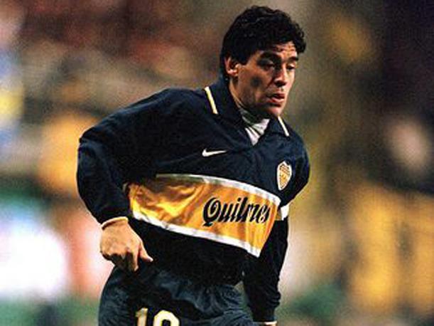 دیه گو مارادونا,زندگی نامه دیگو مارادونا,زندگینامه دیگو مارادونا