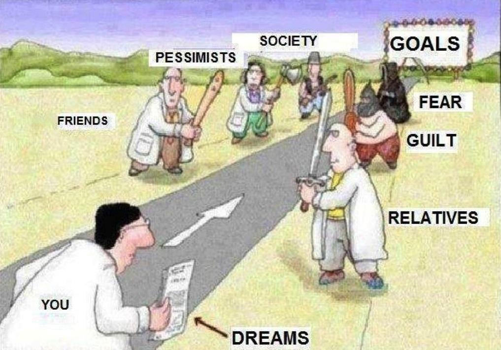 سبک زندگی,فکر های مثبت,قدرت تفکر