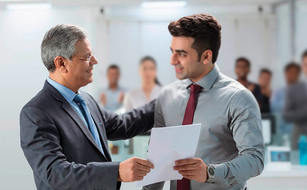 موفقیت و رفتار با کارکنان